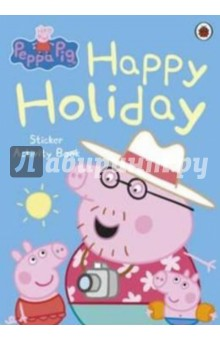 Happy Holiday Sticker Activity Book