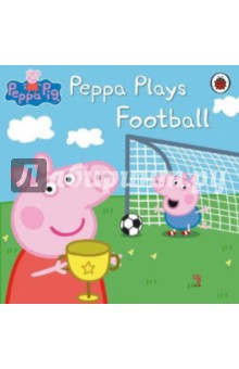 Peppa Plays Football peppa plays football
