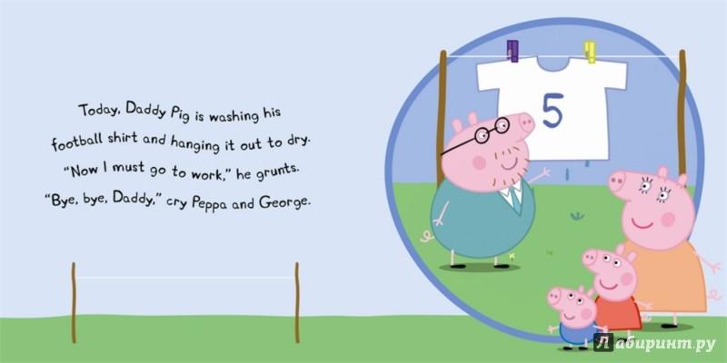 Иллюстрация 1 из 9 для Peppa's Washing Day | Лабиринт - книги. Источник: Лабиринт