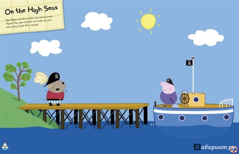 Иллюстрация 1 из 2 для Treasure Hunt! Sticker Book - Jaine Keskeys   Лабиринт - книги. Источник: Лабиринт