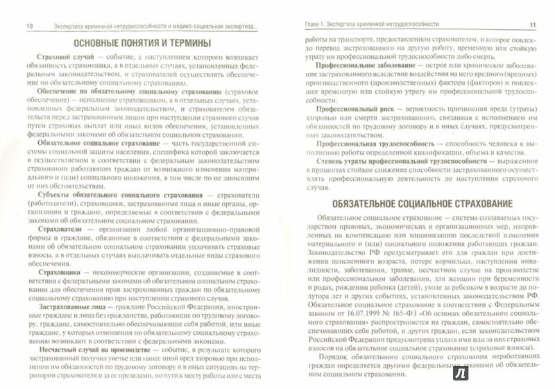 Иллюстрация 1 из 7 для Экспертиза временной нетрудоспособности и медико-социальная экспертиза в амбулаторной практике - Викторова, Гришечкина | Лабиринт - книги. Источник: Лабиринт