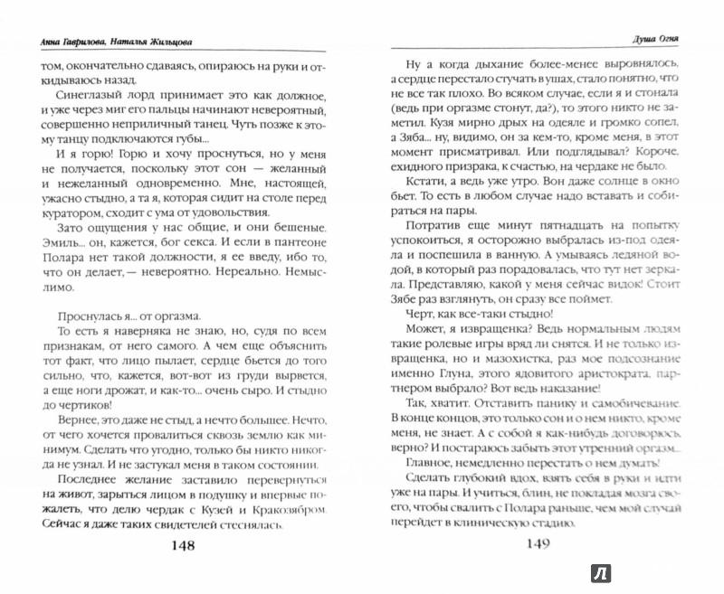 Иллюстрация 1 из 2 для Академия Стихий. Душа Огня - Гаврилова, Жильцова   Лабиринт - книги. Источник: Лабиринт