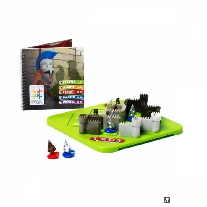 Иллюстрация 1 из 11 для Игра  Логическая Троя SG 280 (0852ВВ) | Лабиринт - игрушки. Источник: Лабиринт