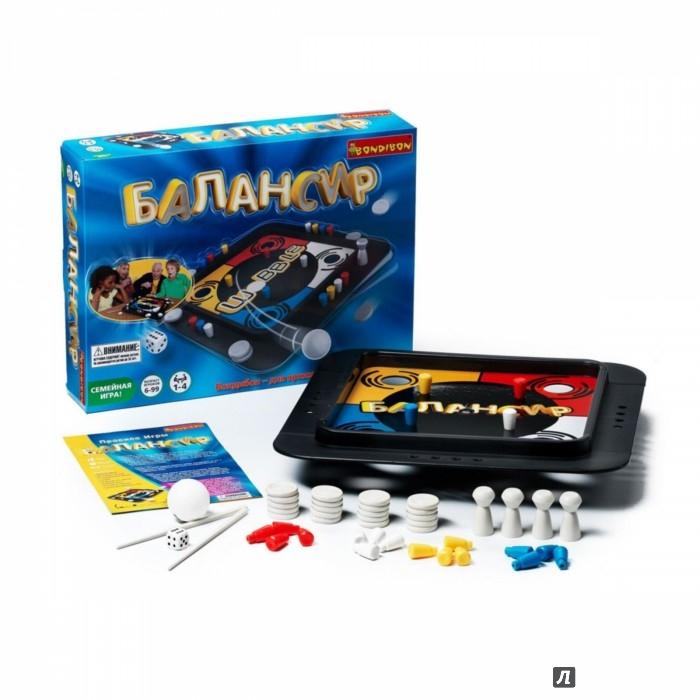 Иллюстрация 1 из 3 для Игра  настольная Балансир (0914ВВ) | Лабиринт - игрушки. Источник: Лабиринт