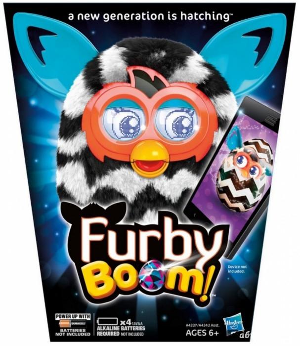 Иллюстрация 1 из 2 для Игрушка Furby Boom Теплая волна FURBY (A4342121) | Лабиринт - игрушки. Источник: Лабиринт