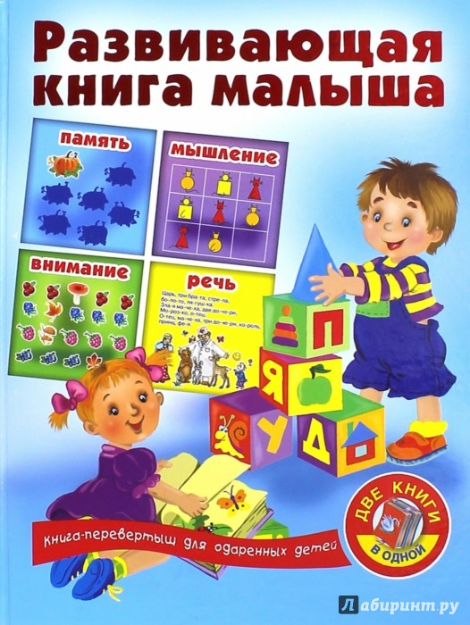 Иллюстрация 1 из 29 для Сказки на ночь + Развивающая книга малыша - Валентина Дмитриева   Лабиринт - книги. Источник: Лабиринт