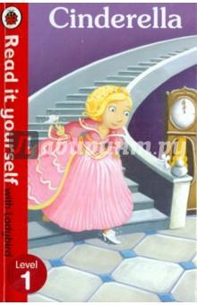 Купить Cinderella, Ladybird, Художественная литература для детей на англ.яз.