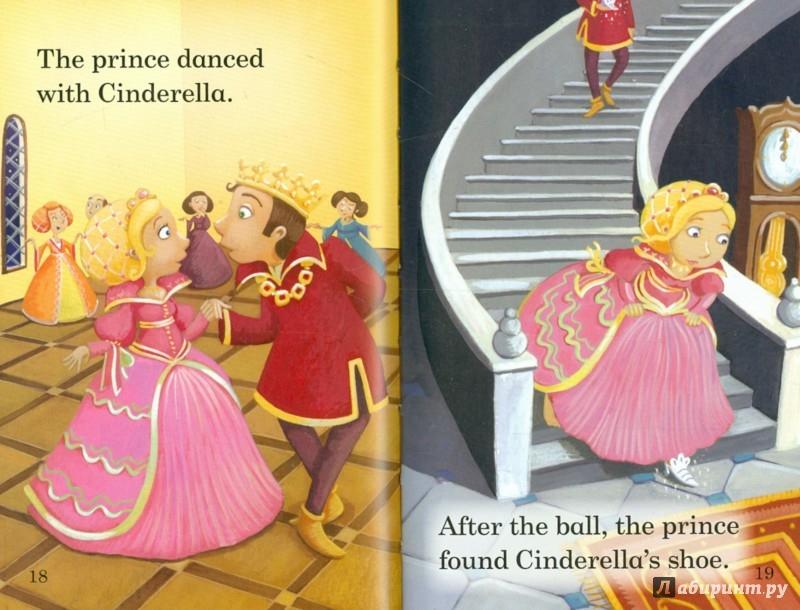Иллюстрация 1 из 24 для Cinderella | Лабиринт - книги. Источник: Лабиринт