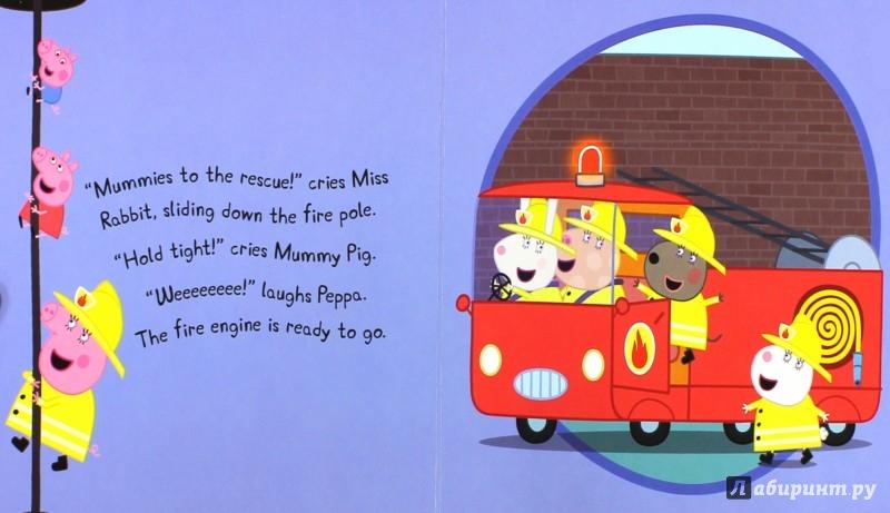 Иллюстрация 1 из 15 для The Fire Engine | Лабиринт - книги. Источник: Лабиринт