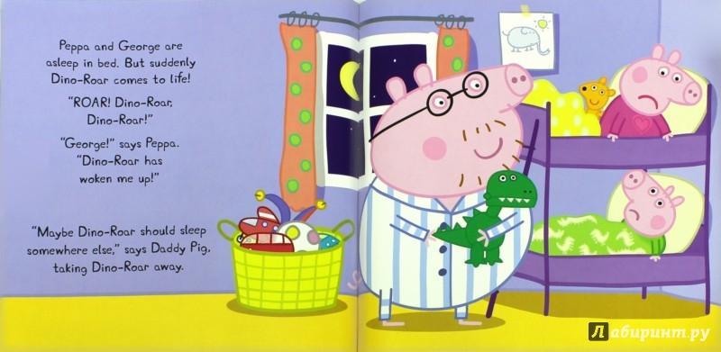 Иллюстрация 1 из 14 для George's New Dinosaur | Лабиринт - книги. Источник: Лабиринт