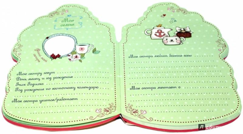 Иллюстрация 1 из 2 для Вкусный дневник девочки | Лабиринт - книги. Источник: Лабиринт
