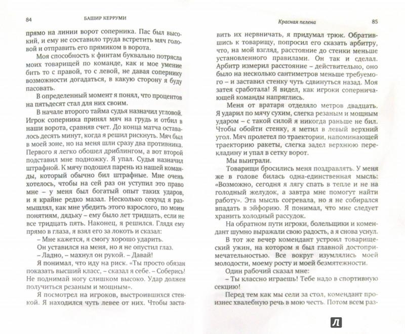 Иллюстрация 1 из 6 для Красная пелена - Башир Керруми | Лабиринт - книги. Источник: Лабиринт