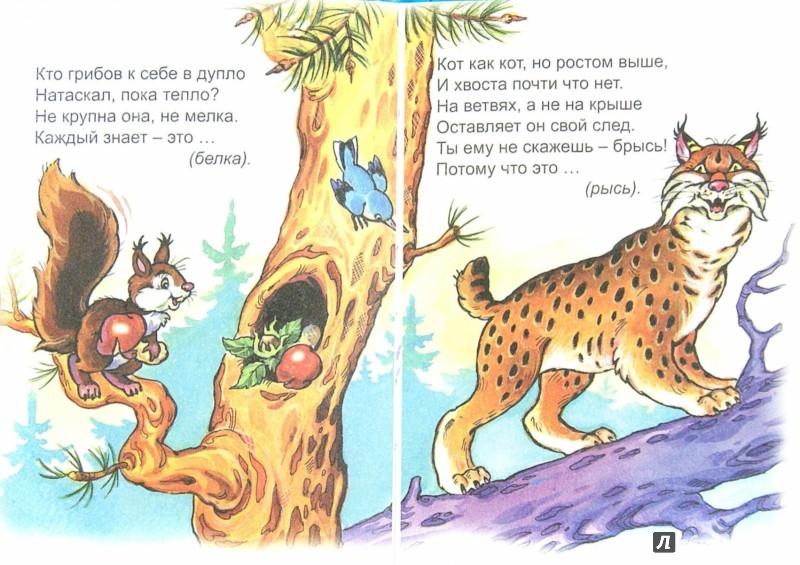 Иллюстрация 1 из 7 для Загадки малышам - Виктор Хесин   Лабиринт - книги. Источник: Лабиринт