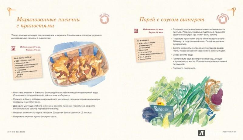 Иллюстрация 1 из 24 для Вся Франция.  365 рецептов из всех провинций - Поль Бокюз | Лабиринт - книги. Источник: Лабиринт
