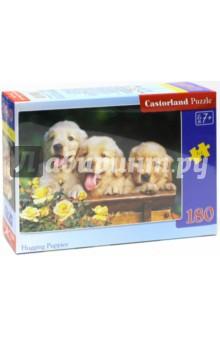 "Puzzle-180 ""Три щенка"" (В-018062)"