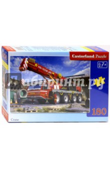 "Puzzle-180 ""Авто-кран"" (В-018147)"