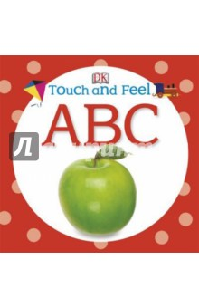 This title helps you learn all about the alphabet with touch and feel textures in this chunky board book. You can learn your ABC with the twinkly, bumpy, scaly, silky, sandy, sticky and shiny textures in a chunky package that will help your child discover all about the alphabet. A is for apple - but how does it feel? Touch the skin on C (for crocodile) - it's bumpy! Let their little hands roam, read it together - they'll learn as they play. These Touch and Feel chunky padded board books will help encourage your child's early learning and language. It is perfect for encouraging tiny fingers to explore and great for sensory development.