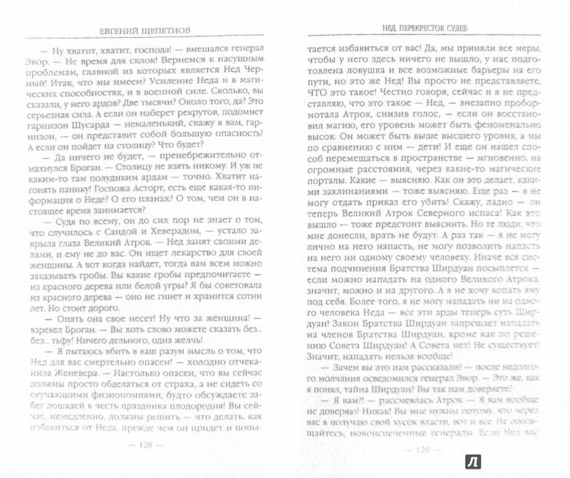 Иллюстрация 1 из 7 для Нед. Перекресток судеб - Евгений Щепетнов | Лабиринт - книги. Источник: Лабиринт