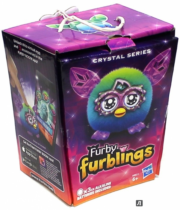 Иллюстрация 1 из 4 для Игрушка Интерактивная Furby Furblings (A6100) | Лабиринт - игрушки. Источник: Лабиринт