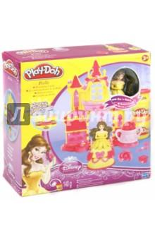 Набор Игровой Замок Белль PLAY-DOH (A7397) play doh игровой набор праздничный торт