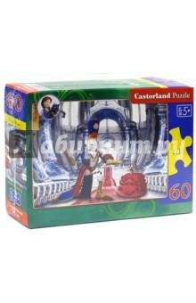 Puzzle-60 Страна Оз. Объяснение в любви (№6222) пазлы crystal puzzle 3d головоломка вулкан 40 деталей