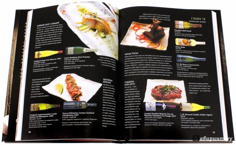 Иллюстрация 1 из 16 для Вино и еда. Краткий курс для гурманов | Лабиринт - книги. Источник: Лабиринт