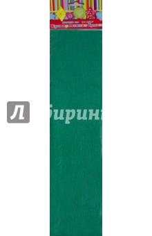 Бумага зеленая эластичная крепированная (арт.36439-10)