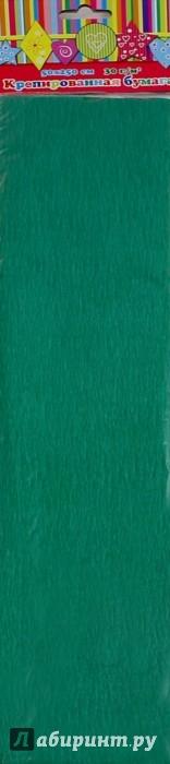 Иллюстрация 1 из 2 для Бумага зеленая эластичная крепированная (арт.36439-10) | Лабиринт - канцтовы. Источник: Лабиринт