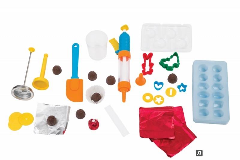Иллюстрация 1 из 3 для Кем быть? Юный кондитер. Шоколад (76304) | Лабиринт - игрушки. Источник: Лабиринт