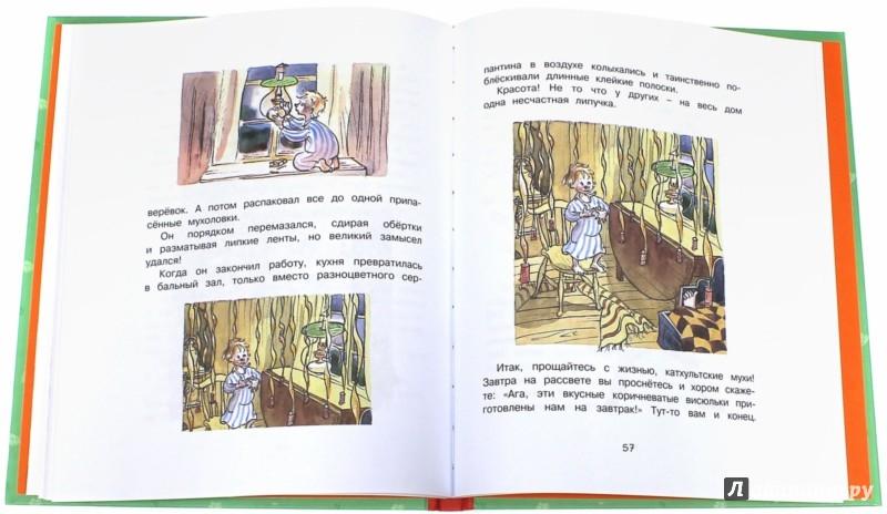 Иллюстрация 1 из 20 для Эмиль и малышка Ида - Астрид Линдгрен | Лабиринт - книги. Источник: Лабиринт