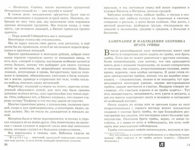 Иллюстрация 1 из 9 для Рассказы - Сергей Аксаков | Лабиринт - книги. Источник: Лабиринт