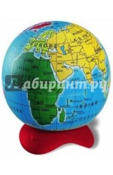 Точилка Globe (1 отверстие) (5111) точилка maped globe металл ассорти