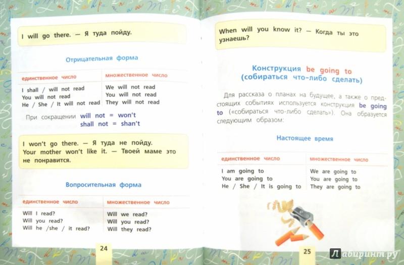 Иллюстрация 1 из 8 для Все правила английского языка для начальной школы - Сергей Матвеев   Лабиринт - книги. Источник: Лабиринт