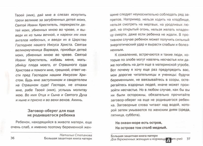 Иллюстрация 1 из 14 для Большая защитная книга матери - Наталья Степанова | Лабиринт - книги. Источник: Лабиринт