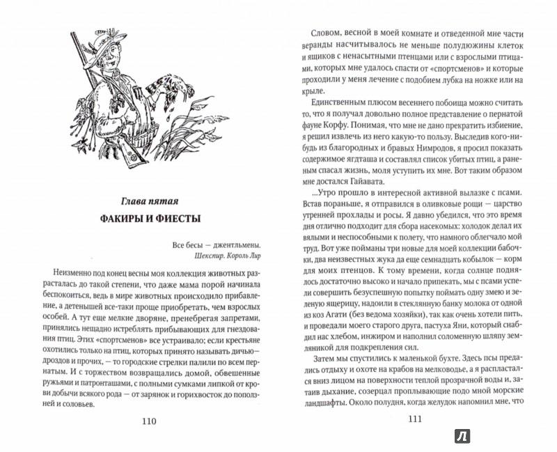 Иллюстрация 1 из 16 для Сад богов - Джеральд Даррелл | Лабиринт - книги. Источник: Лабиринт