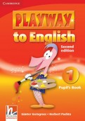 Playway to Eng New 1 PB