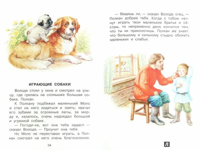 Иллюстрация 1 из 16 для Рассказы и сказки - Константин Ушинский | Лабиринт - книги. Источник: Лабиринт