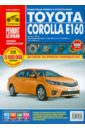 Toyota Corolla E160: Руководство по эксплуатации, техническому обслуживанию и ремонту toyota corolla axio и toyota corolla fielder 2006 2012 г в руководство по ремонту эксплуатации и техническому обслуживанию