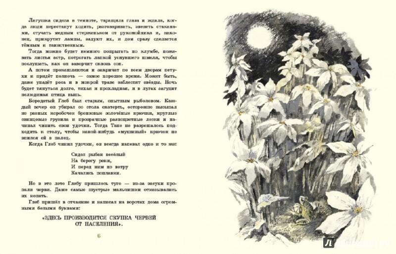 Иллюстрация 1 из 44 для Квакша - Константин Паустовский | Лабиринт - книги. Источник: Лабиринт