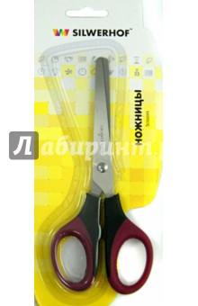Ножницы офисные. FLEXIBELLINIE. 16,5 см. Ассортимент (450063)