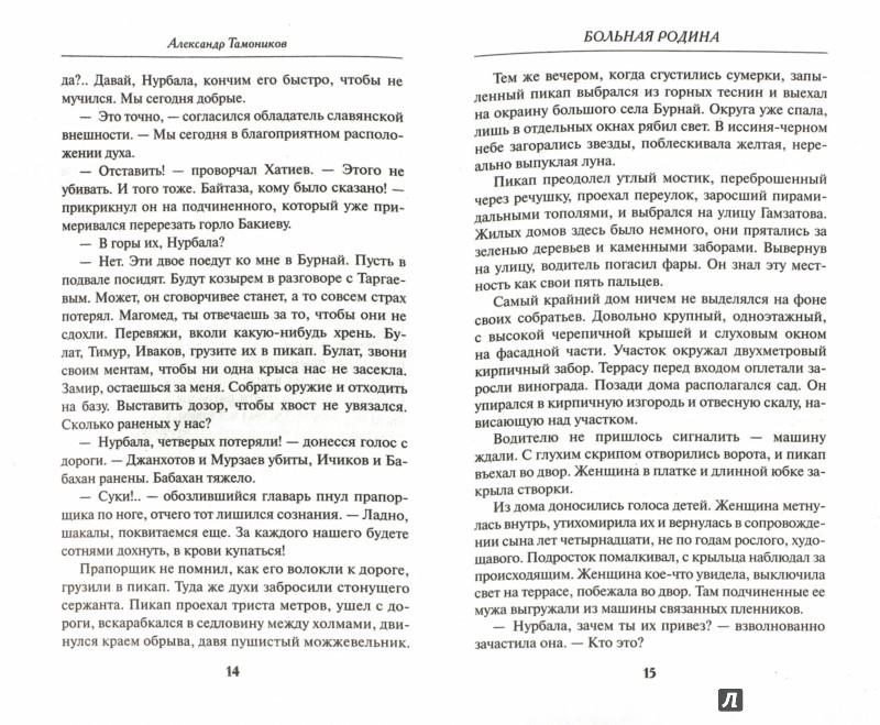 Иллюстрация 1 из 6 для Больная родина - Александр Тамоников | Лабиринт - книги. Источник: Лабиринт