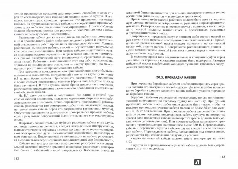 Иллюстрация 1 из 13 для Охрана труда при эксплуатации электроустановок - Ю. Михайлов | Лабиринт - книги. Источник: Лабиринт
