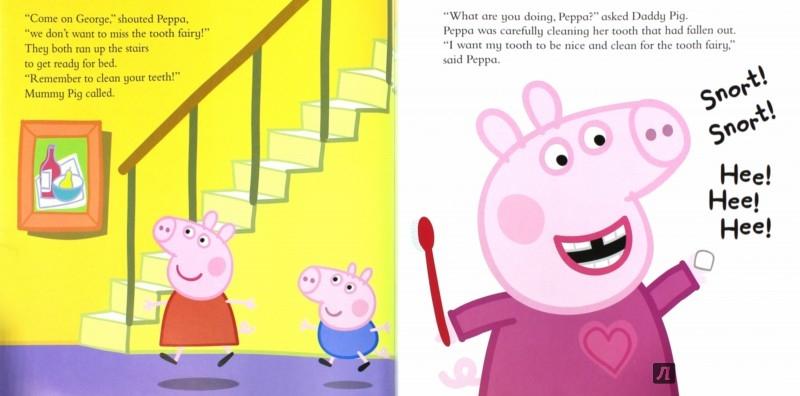 Иллюстрация 1 из 16 для Peppa Pig. The Tooth | Лабиринт - книги. Источник: Лабиринт