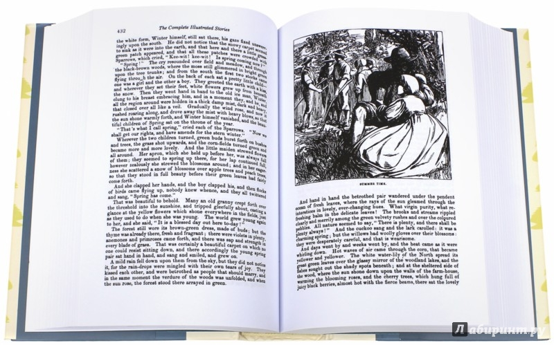 Иллюстрация 1 из 11 для The Complete Illustrated Works of Hans Christian Andersen - Hans Andersen | Лабиринт - книги. Источник: Лабиринт