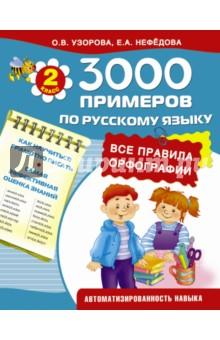 Русский язык. 2 класс. Все правила орфографии