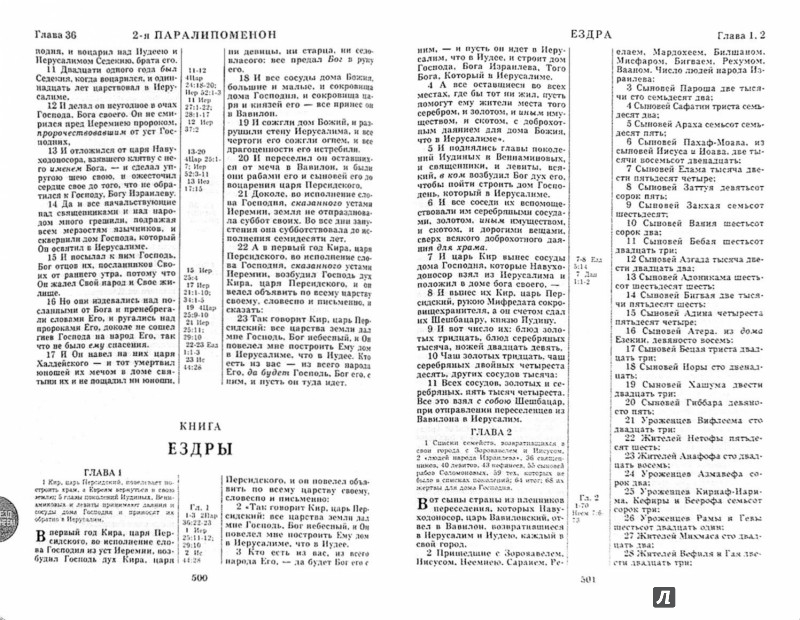 Иллюстрация 1 из 3 для Библия (вишневая кожа) | Лабиринт - книги. Источник: Лабиринт
