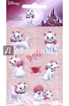 """Disney зефирные наклейки """"Кошки Мари"""" (DsM09)"""