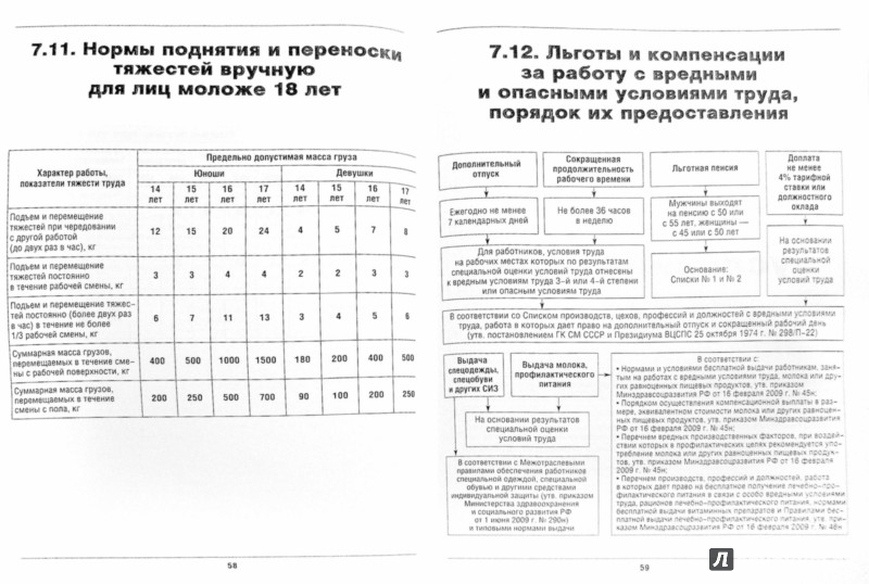 Иллюстрация 1 из 16 для Охрана труда в организации в схемах и таблица - Ольга Ефремова | Лабиринт - книги. Источник: Лабиринт