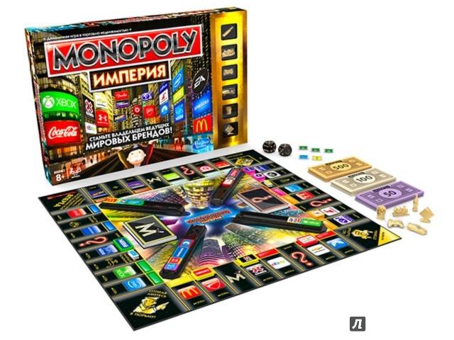 Иллюстрация 1 из 2 для Игра Монополия Империя (А4770Н) | Лабиринт - игрушки. Источник: Лабиринт