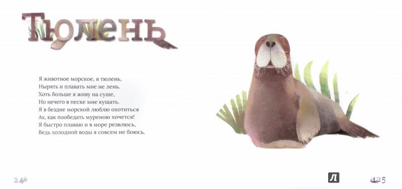 Иллюстрация 1 из 2 для Познакомься с животными. Море - Мануэль Перес | Лабиринт - книги. Источник: Лабиринт